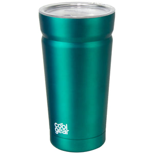 Teal Cayambe 20 Oz Tumbler With Lid at Cool Gear Tumblers,Stainless Steel