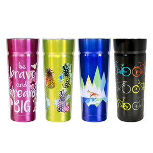 Cayambe 30 Oz Printed Tumbler With Lid at Cool Gear Tumblers,Stainless Steel