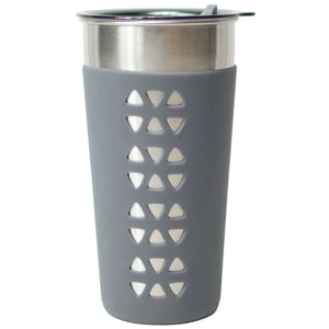 Smoke Simplicity 26 Oz Tumbler With Sleeve at Cool Gear Tumblers,Stainless Steel