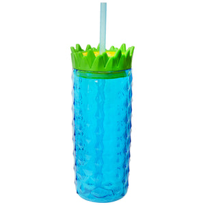 Light Blue 18 Oz Pineapple Tall Boy at Cool Gear Tumblers