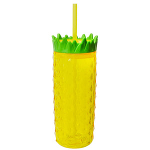Yellow 18 Oz Pineapple Tall Boy at Cool Gear Tumblers
