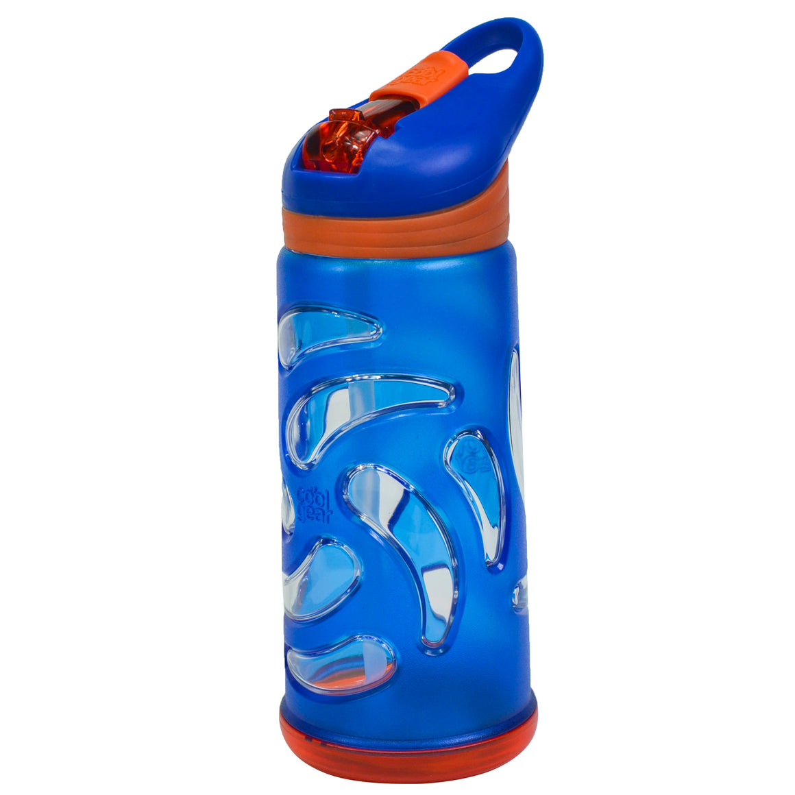 Purple Cyclone 16 Oz Water Bottle at Cool Gear Water Bottles,Kids