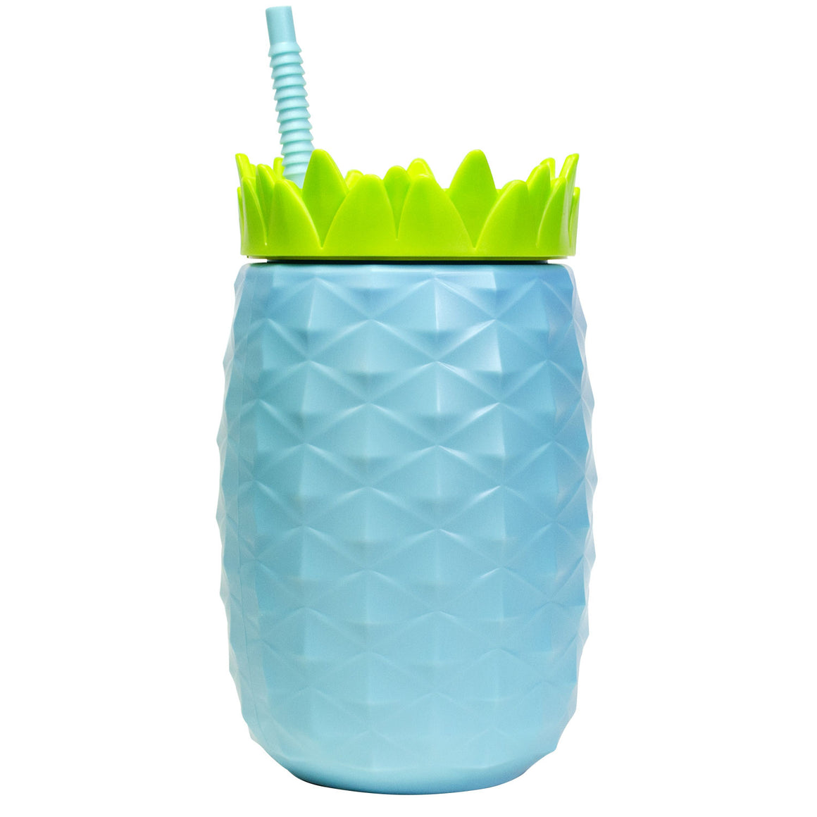 Yellow 64 Oz Oversized Pineapple at Cool Gear Tumblers