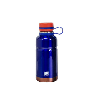 Dark Blue Cayambe 12 Oz Water Bottle at Cool Gear Kids,Water Bottles,Stainless Steel