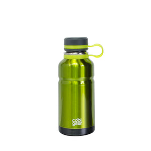 Lime Green Cayambe 12 Oz Water Bottle at Cool Gear Kids,Water Bottles,Stainless Steel