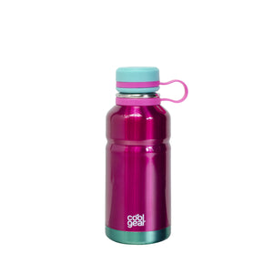 Light Pink Cayambe 12 Oz Water Bottle at Cool Gear Kids,Water Bottles,Stainless Steel