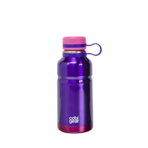 Purple Cayambe 12 Oz Water Bottle at Cool Gear Kids,Water Bottles,Stainless Steel