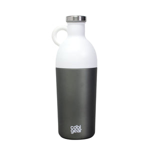 Black Moonshine 28 Oz Water Bottle at Cool Gear Water Bottles,Stainless Steel