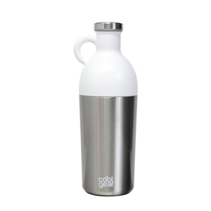 Stainless Steel Moonshine 28 Oz Water Bottle at Cool Gear Water Bottles,Stainless Steel