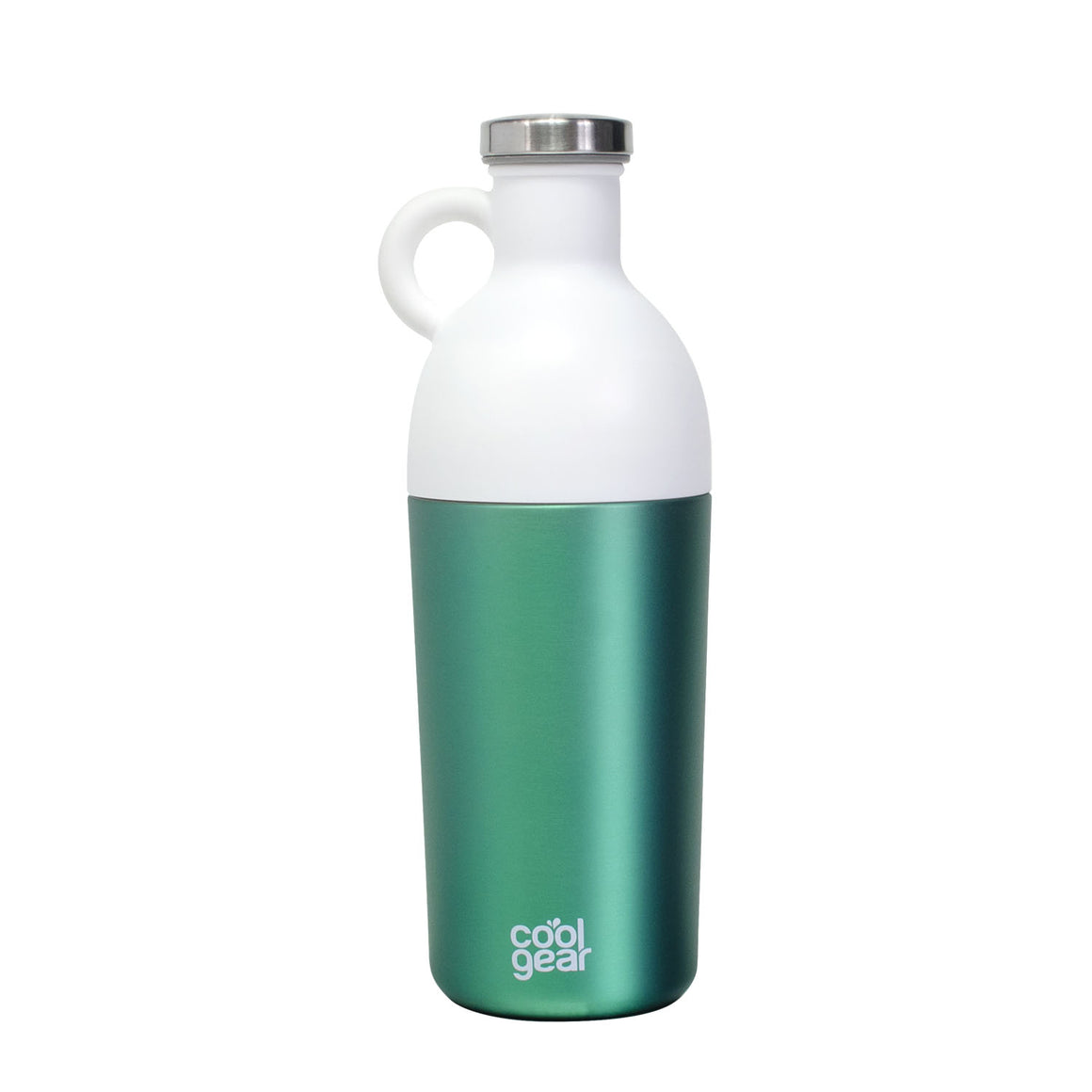 Teal Moonshine 28 Oz Water Bottle at Cool Gear Water Bottles,Stainless Steel