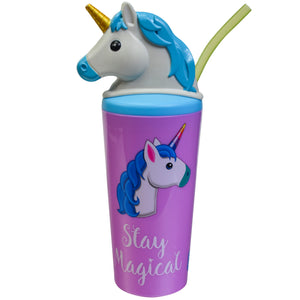 Purple Unicorn 18 Oz Tumbler at Cool Gear Tumblers