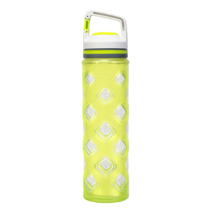 Green Block 22 Oz Water Bottle at Cool Gear Water Bottles
