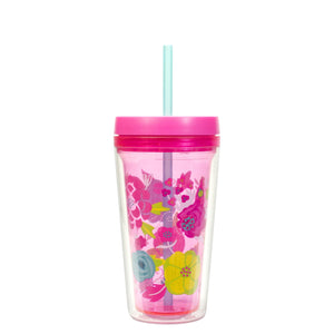 Light Pink Callisto 12 Oz Printed Chiller at Cool Gear Tumblers