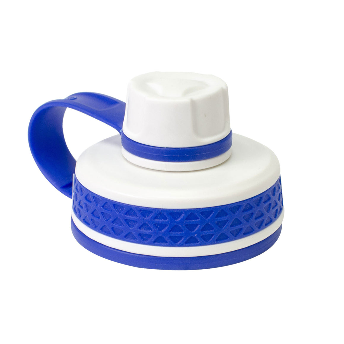 Cool Gear | Replacement System Chugger Cap in White / Dark Blue