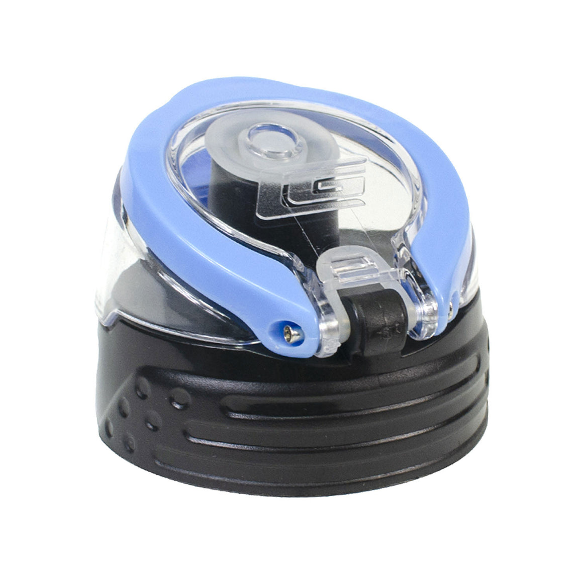 Cool Gear | Replacement Halo Chugger Cap in Black / Light Blue