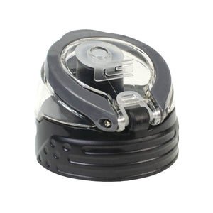 Cool Gear | Replacement Halo Chugger Cap in Black / Smoke