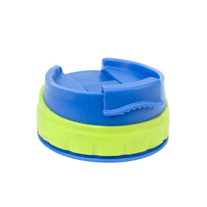 Cool Gear | Replacement Overmold Cap in Blue / Green