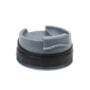 Cool Gear | Replacement Overmold Cap in Gray / Black
