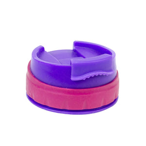 Cool Gear | Replacement Overmold Cap in Purple / Pink