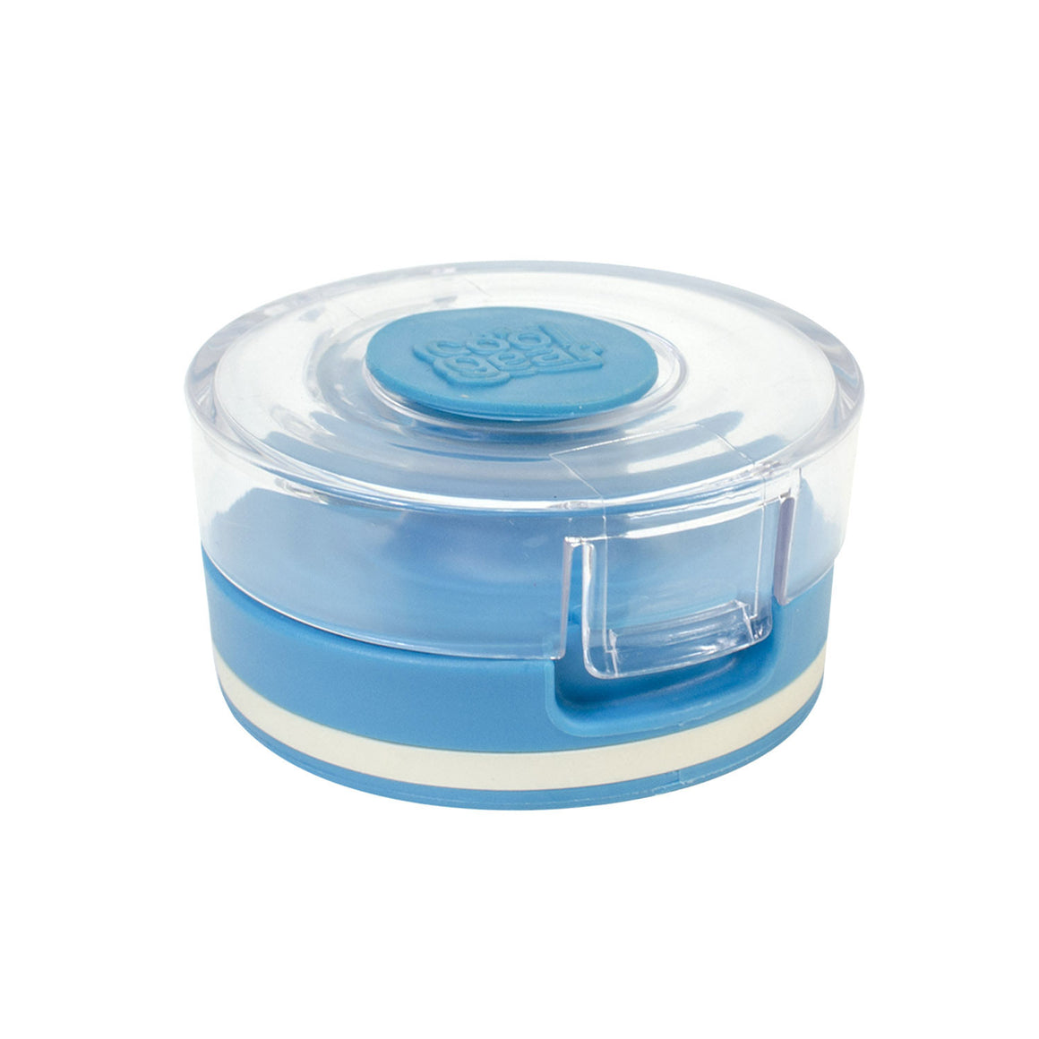 Cool Gear | Replacement Spring-Loaded Infuser Lid in Blue