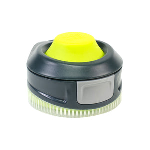 Cool Gear | Replacement Trampoline Chugger Cap in Black / Lime Green