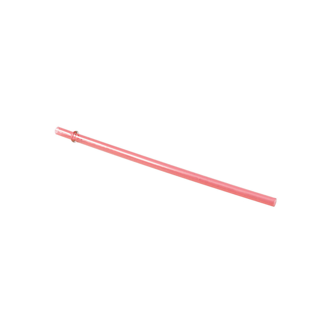 Cool Gear | 7.5-Inch Replacement Straws For Chillers/Tumblers in Red