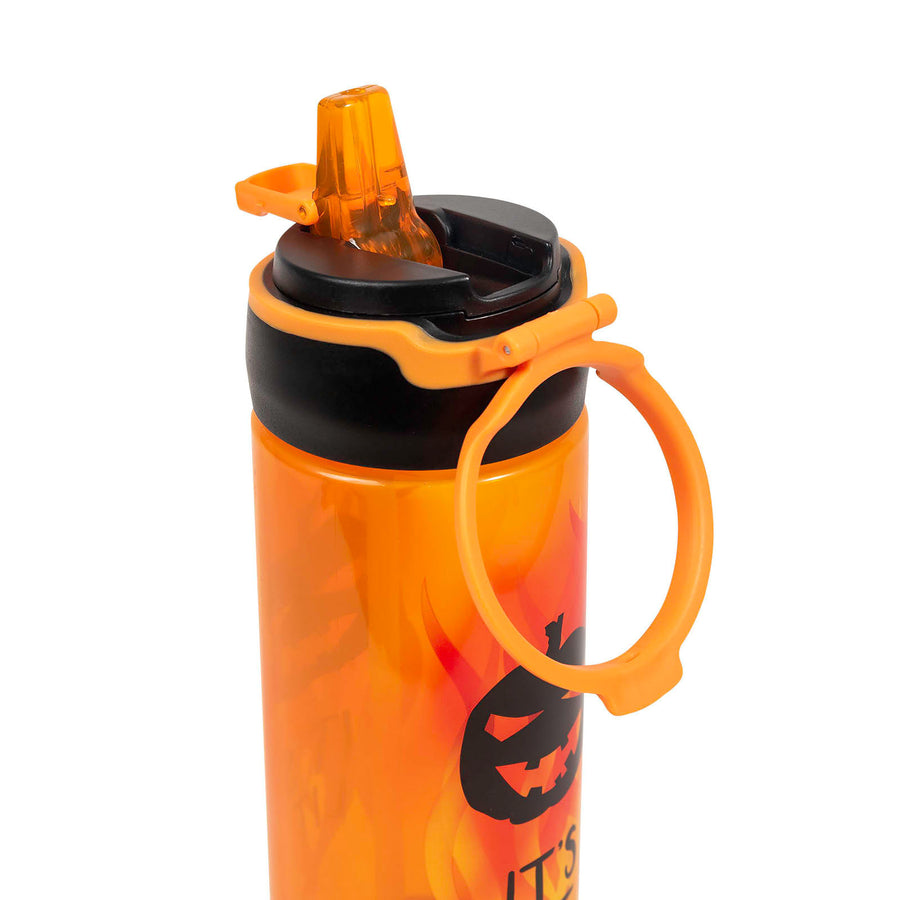 POP LIGHTS 24oz LIGHT UP I NEED SPACE Halloween Water Bottle:By Cool Gear