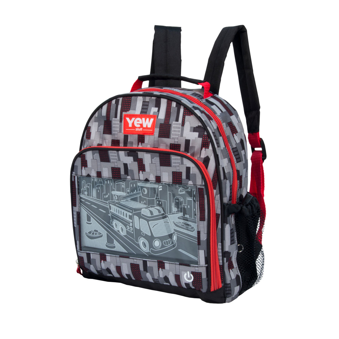 Pop Lights PreSchool Boys Backpack