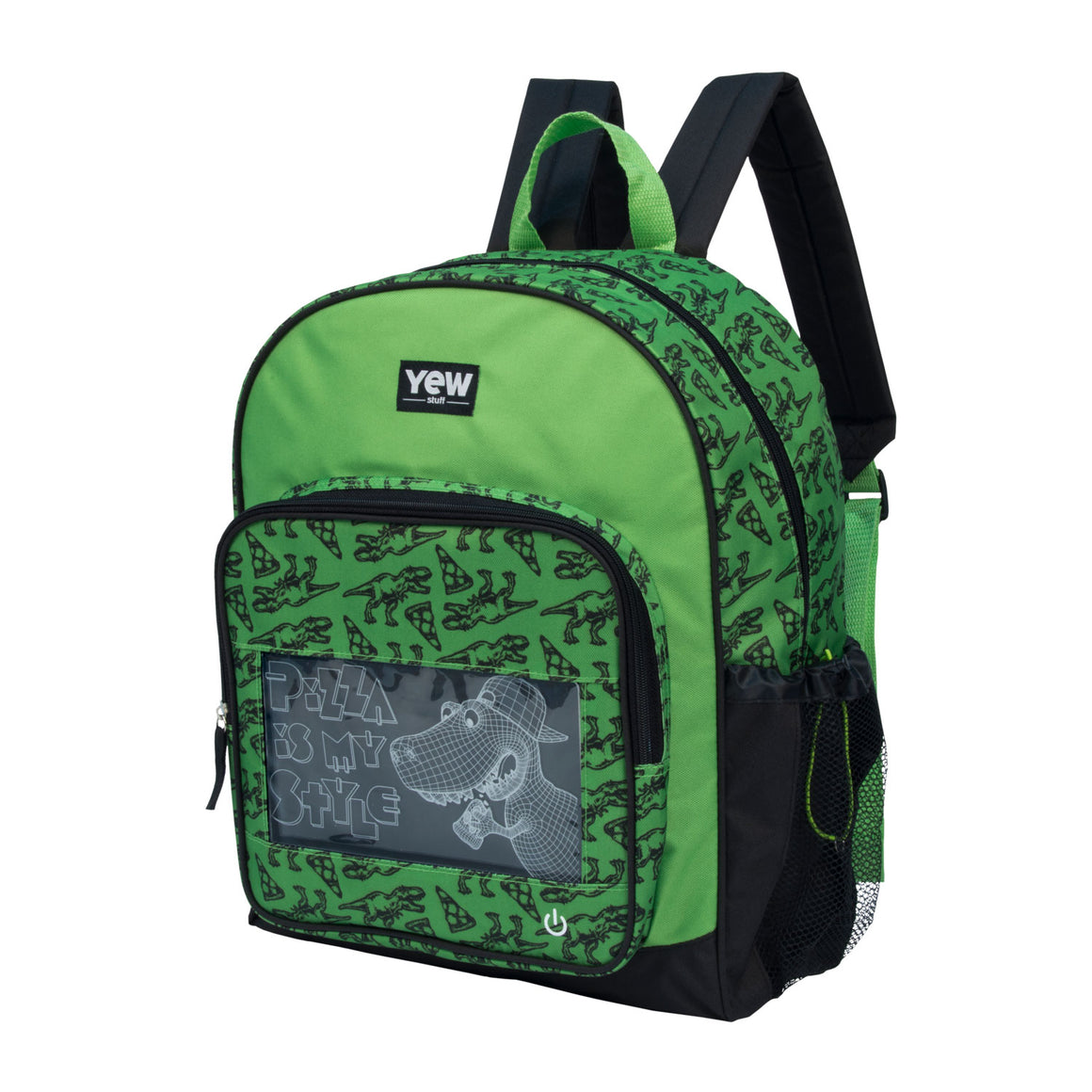 Pop Lights Youth Boys Backpack