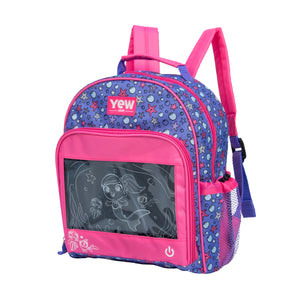 Pop Lights Girls PreSchool Backpack