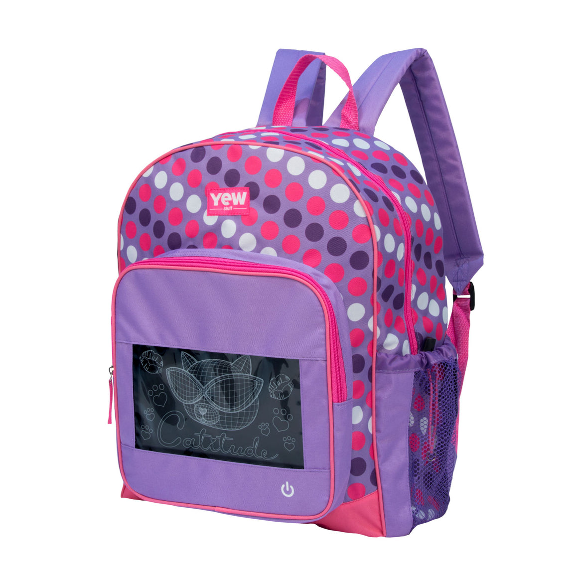 Pop Lights Girls Youth Backpack