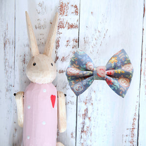 Bloom Dog Bow Tie - Pipps by Pippa