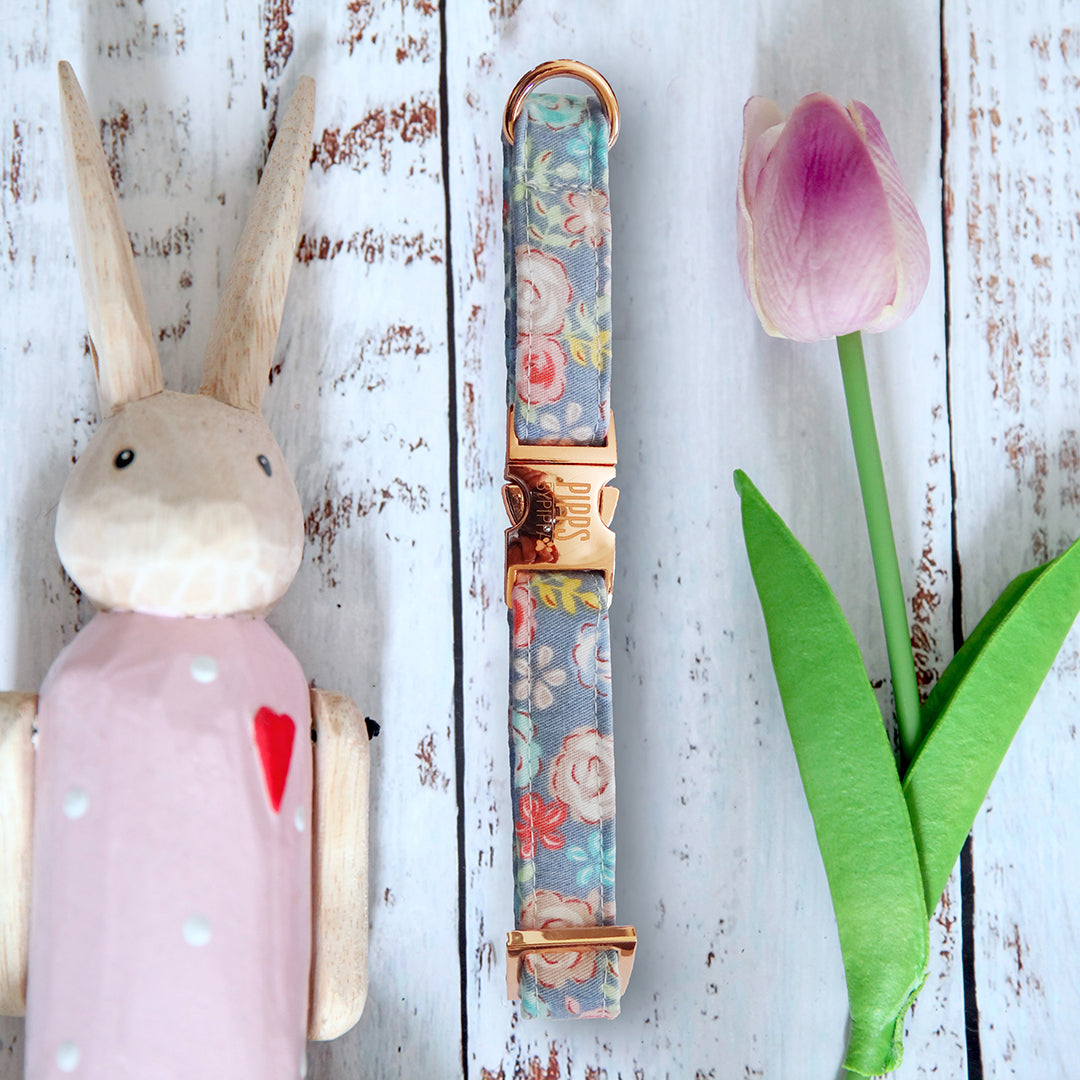 Bloom Dog Collar - Pipps by Pippa