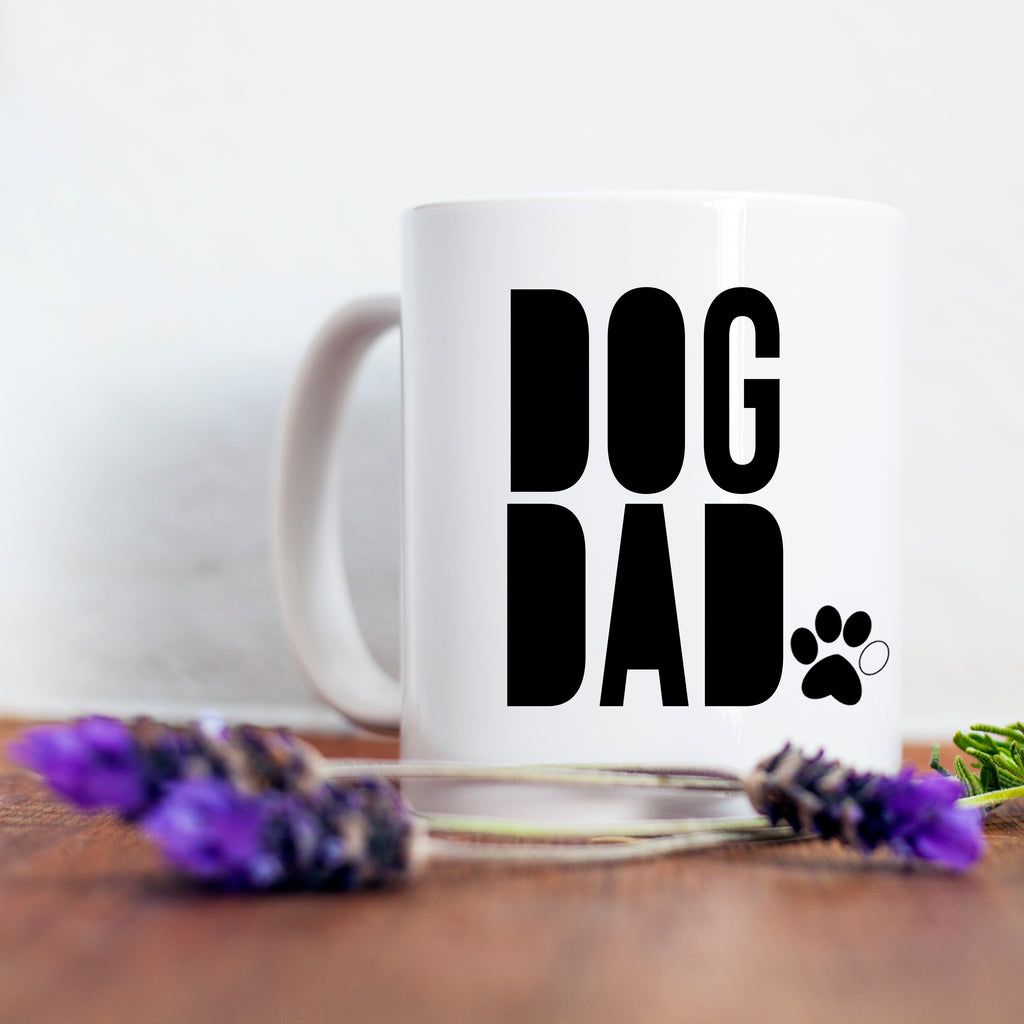 Dog Dad Mug - Pipps by Pippa