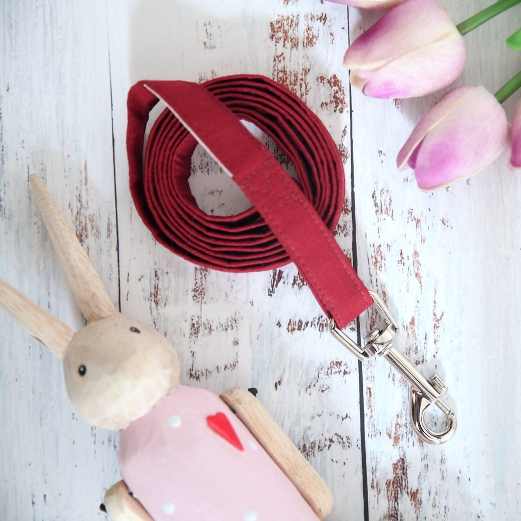 Pinotage Dog Lead - Pipps by Pippa