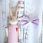 Lavender Dog Bow Tie - Pipps by Pippa