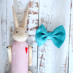 Sea Breeze Dog Bow Tie - Pipps by Pippa