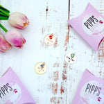 Rose Gold Pet Tag - Pipps by Pippa