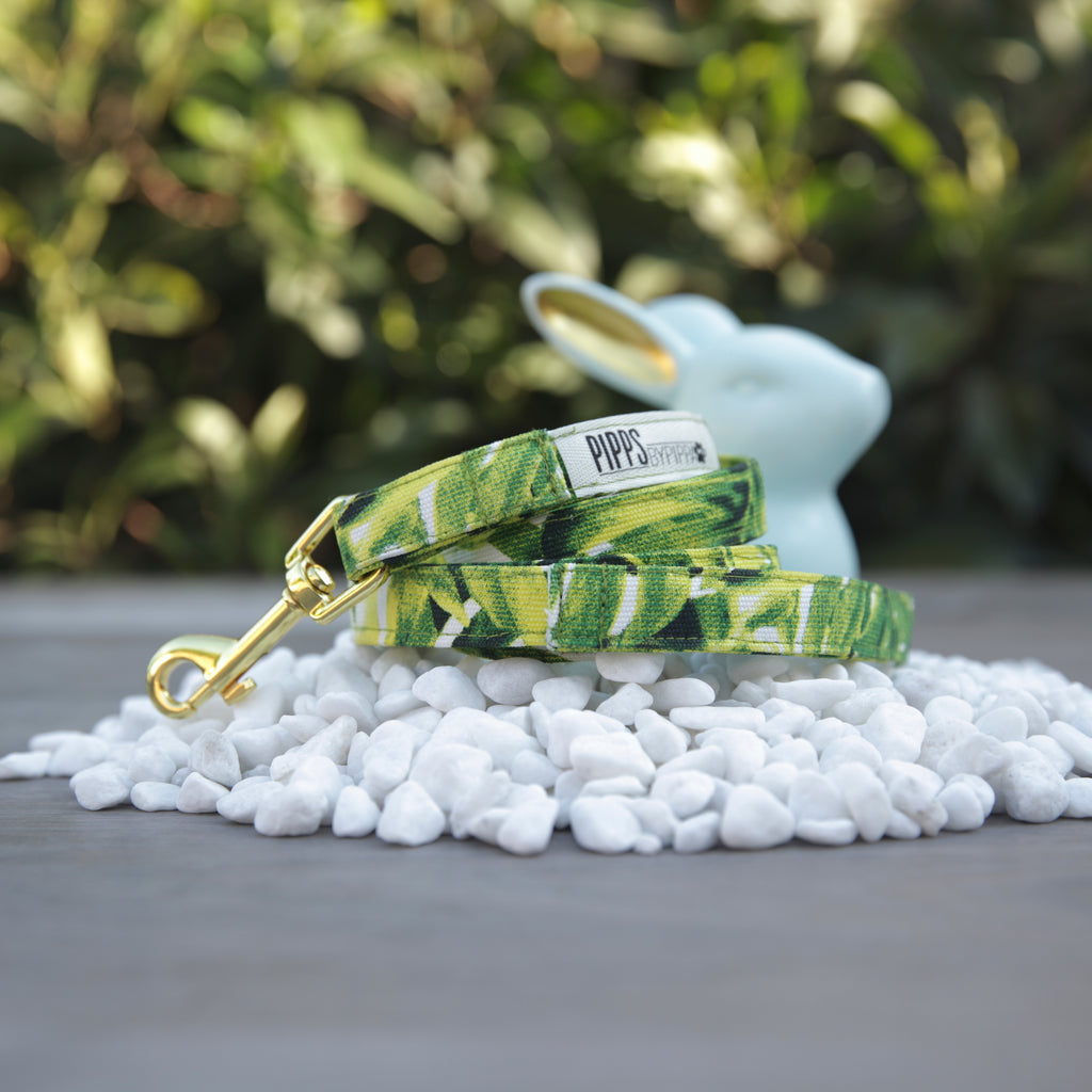 Palms Dog Lead - Pipps by Pippa