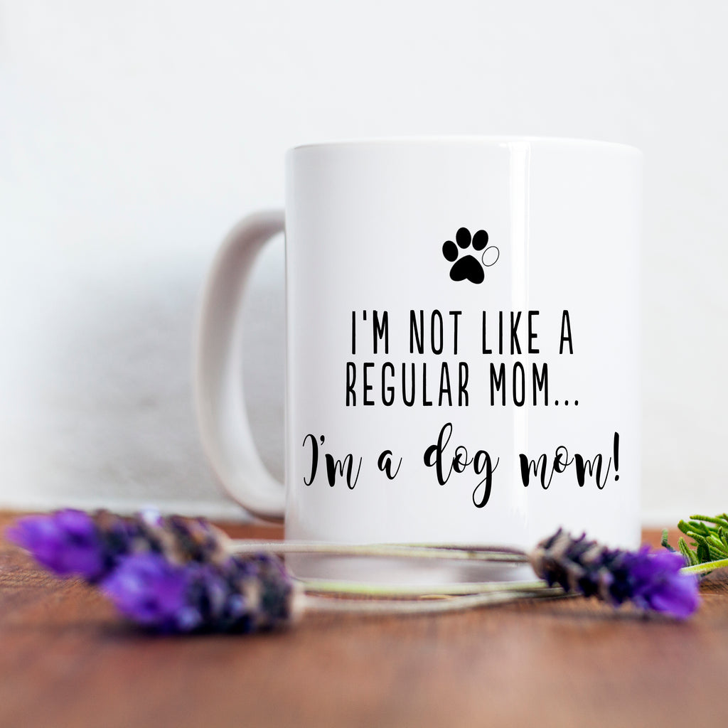 I'm a Dog Mom Mug - Pipps by Pippa