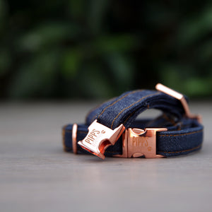 Wrangler Dog Collar - Pipps by Pippa
