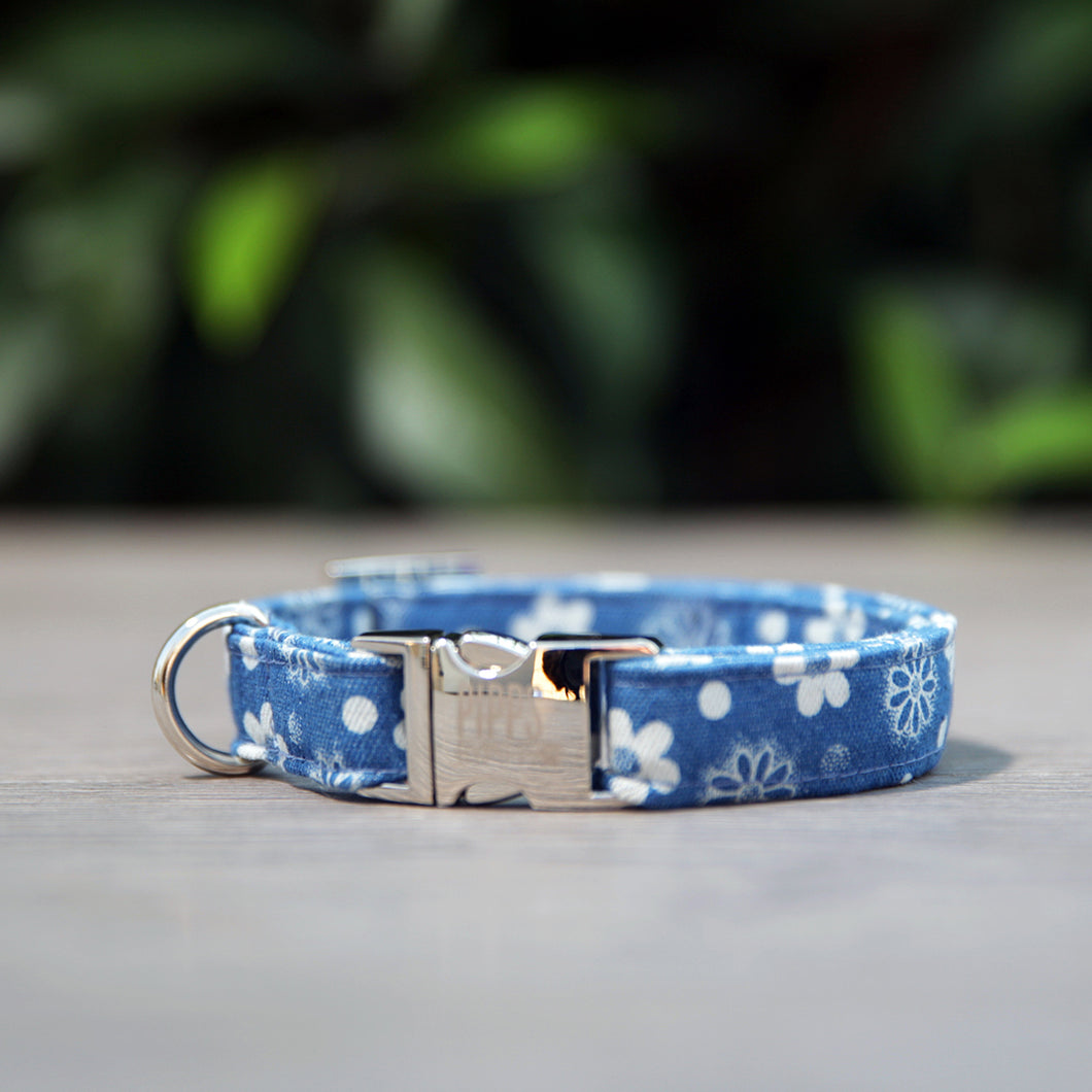 The Hippie Dog Collar - Pipps by Pippa