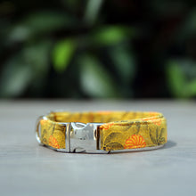 The Sunflower Dog Collar - Pipps by Pippa