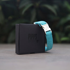 Sea Breeze Dog Collar - Pipps by Pippa