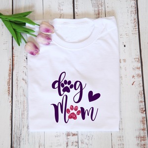 Dog Mom Tee - Pipps by Pippa