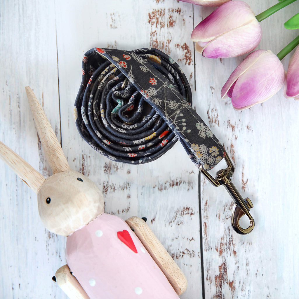 Wildflower Dog Lead - Pipps by Pippa