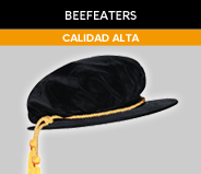 Gorros Beefeaters Doctorales