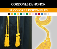 Cordones de Honor de Universidad