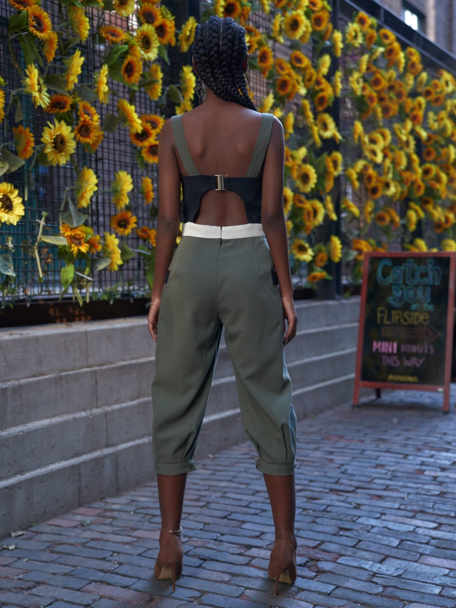 Urban Eco Jumpsuit