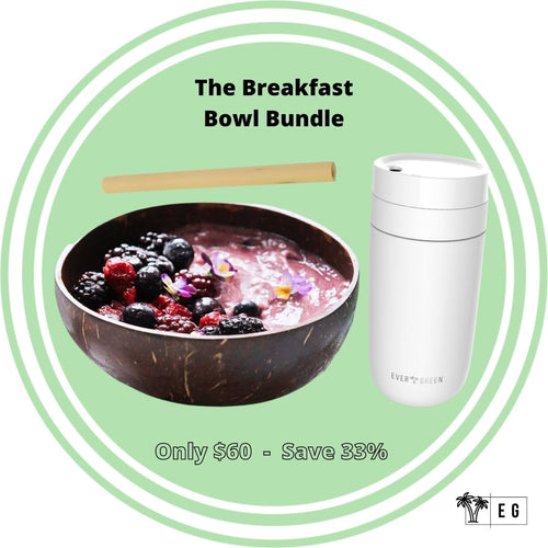 The Eco-Friendly Breakfast Starter Bundle - Save 33%